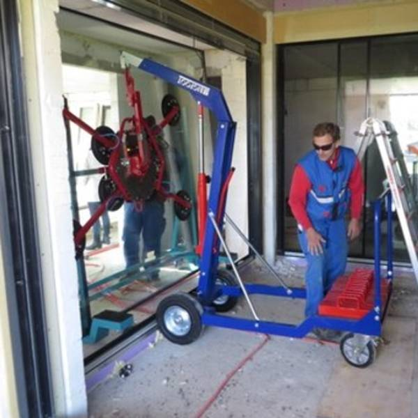 big foot 450 glas einfach bewegen g nstige alternative zu glaslifte 450 kg tragkraft. Black Bedroom Furniture Sets. Home Design Ideas