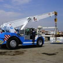 Industriekran Diesel